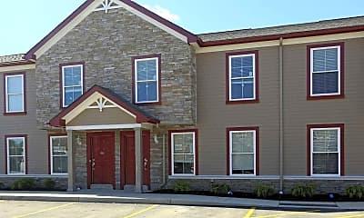 Building, The Glen Luxury Apartments, 1