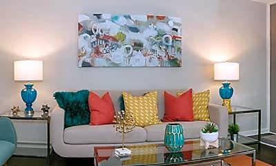 Living Room, 5714 Richmond Ave, 0