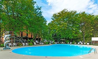Pool, Colony Club, 0
