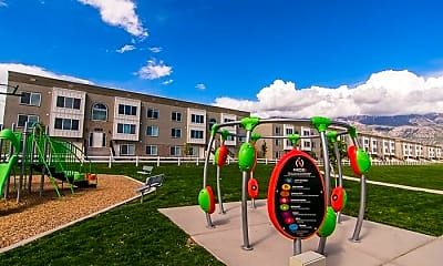 Playground, 793 E 550 S, 2