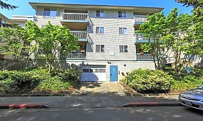 Building, Roosevelt Ridge Apartments, 0