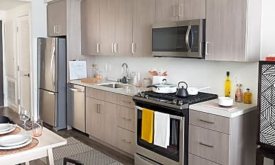 Kitchen, Axis, 0