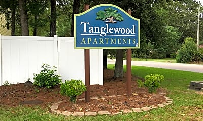 Tanglewood Gardens Apartments, 1