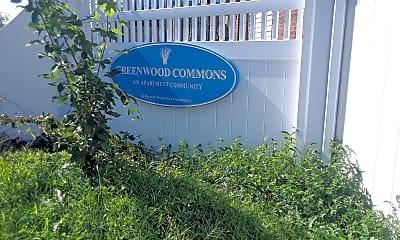 Greenwood Commons, 1