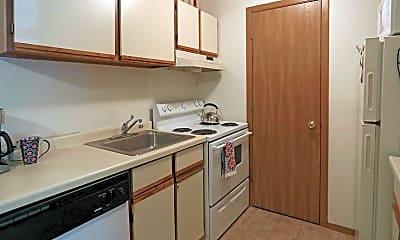 Kitchen, Park Trails Apartments, 1