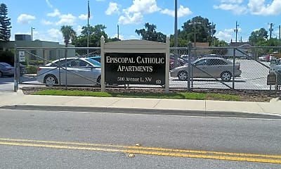 Episcopal Catholilc Apartments, 1