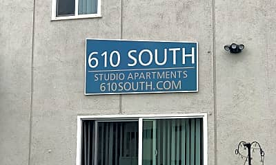 610 South, 1