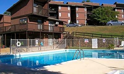 Pool, Lomenacque Apartments, 0