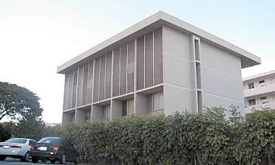 Building, 1822 Punahou St, 1