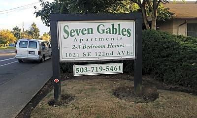Seven Gables, 1