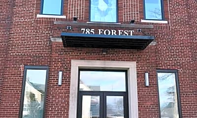 Building, 785 Forest #C4, 1