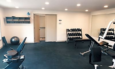 Fitness Weight Room, 130 Bryant Ave, 2