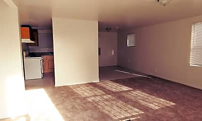 Living Room, 2834 Filbert St, 1