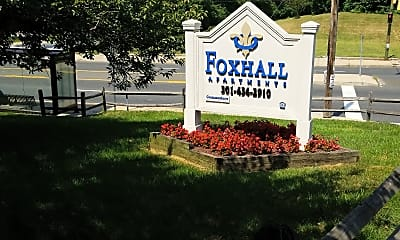 Foxhall Apartments, 1