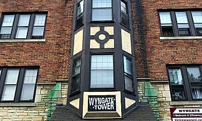 Wyngate Apartments, 2