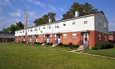 Building, Bancroft Apartments, 0