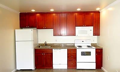 Kitchen, 6438 Geary Blvd, 1