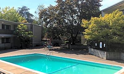 Pool, 4509 SW Vermont St, 2
