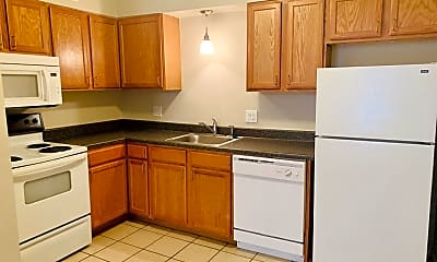 Kitchen, 1428 NW 27th St, 1