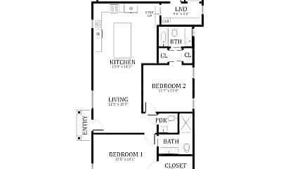 Building, 401 1/2 Old Coast Hwy, 2
