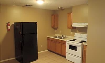 Kitchen, 11217 Willowood Creek Dr B, 1