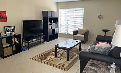 Living Room, 409 S Perkins Rd, 1