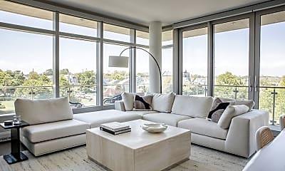 Living Room, 30 Melrose Terrace 201, 0