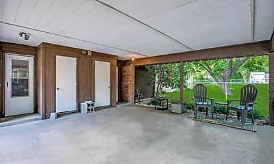 Patio / Deck, 502 E Worth St, 2