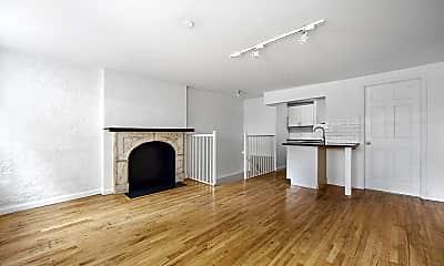 Living Room, 306 W 30th St GR-F, 1