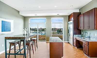 Kitchen, 1600 Penn, 0