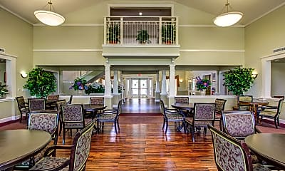 Clubhouse, The Manor at Victoria Park Senior Living 62+, 1