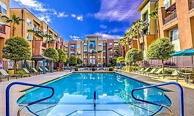 Pool, The Lofts at 7100, 0