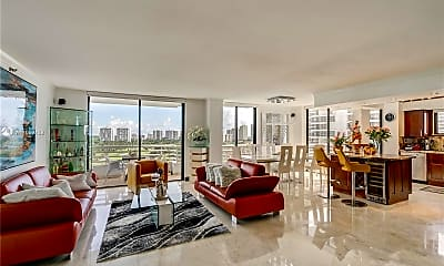 Living Room, 3300 NE 192 St 1612, 0