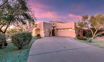 Building, 9940 E Desert Trail Ln, 1