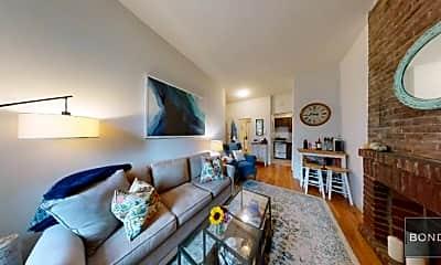 Living Room, 68 W 82nd St, 1