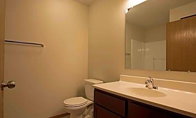 Bathroom, Dakota Pointe Apartments, 2