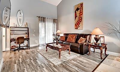 Living Room, 9550 N 94th Pl 219, 1