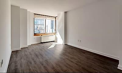 Living Room, 35 W 33rd St 32-D, 1