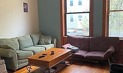 Living Room, 1358 W Barry Ave, 1