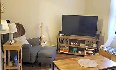 Living Room, 65 Merrick Ave 1, 0