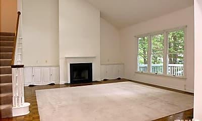 Living Room, 579 Woodbury, 1