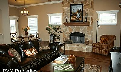 Living Room, 3044 Silver Saddle Dr, 1