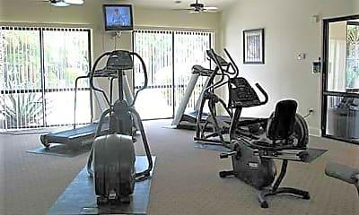 Fitness Weight Room, Desert Jewel, 2