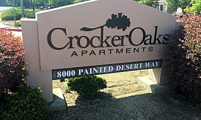 Crocker Oaks Apartments, 1