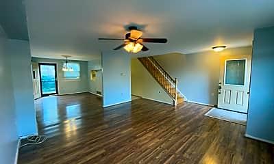Living Room, 1240 S Melville St, 1