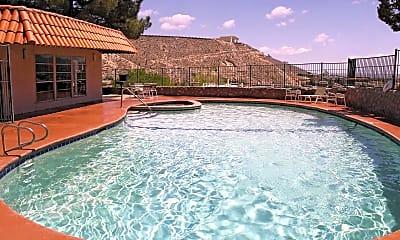Pool, Overlook Apartments, 0