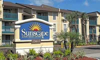 Sunscape Apartments, 1
