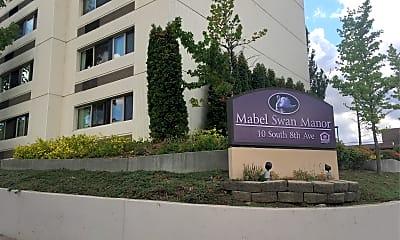 Mabel Swan Manor, 1