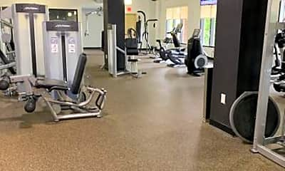 Fitness Weight Room, 383 River Rd, 2