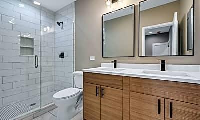 Bathroom, 1348 W Bryn Mawr Ave, 1